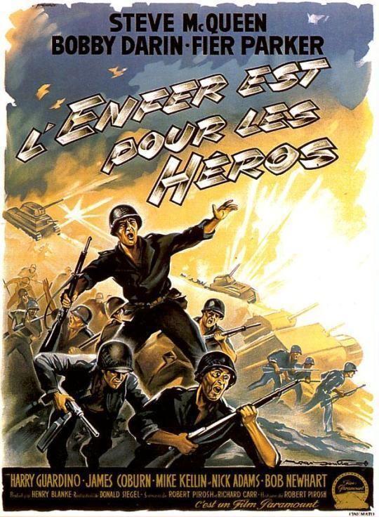 L'enfer est pour les heros [film 1961]