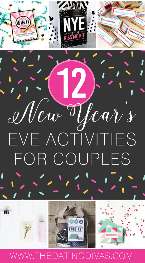 New Year's Eve Ideas for Couples and Families New year's