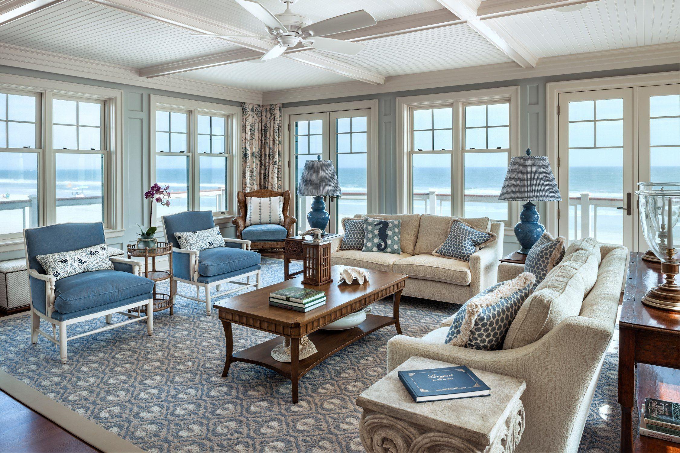 Shingle Style Beach House ~ Eberlein Design Consultants Ltd #Coastaldecoratingapartment