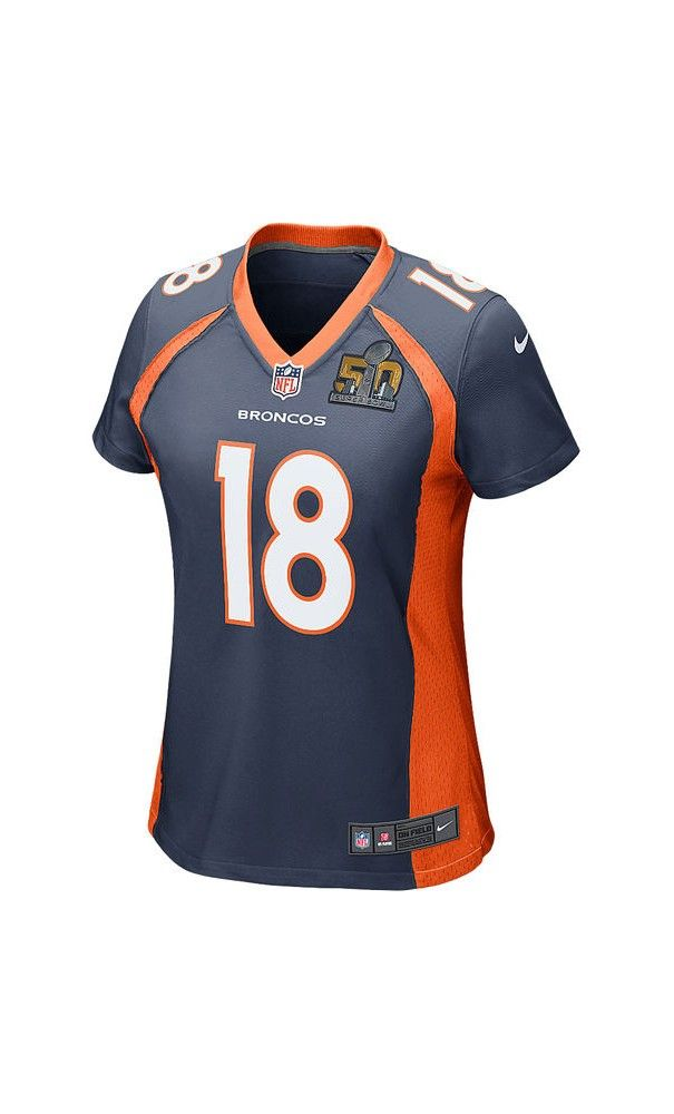 efd84ef0a NFL Women Denver Broncos Peyton Manning Jersey  blackfriday2016   ThanksgivingDay