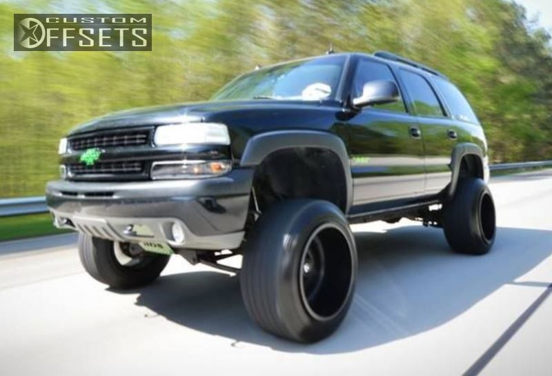 Image Result For Chevy Tahoe Offset Rims Wheels Chevrolet Tahoe Tahoe Chevrolet
