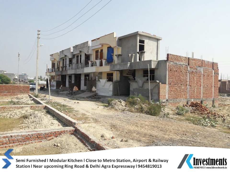 Plots For Sale in Lucknow Kanpur Road