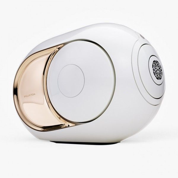 A 4 000 Bluetooth Speaker Here S What You Need To Know About The Devialet Gold Phantom Home Decor Singapore Gold Phantom Best Wireless Speakers Wireless Speakers