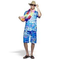 Your best tropical gear is perfect for this party ...