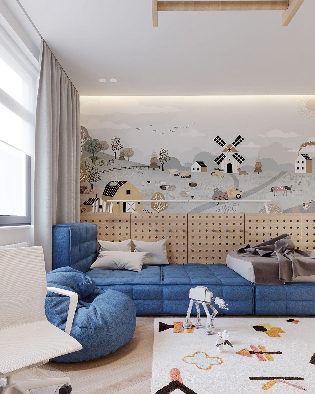 Pin By Silkysun On Pokoj Dzieciecy In 2020 Interior Design Revit Architecture Design