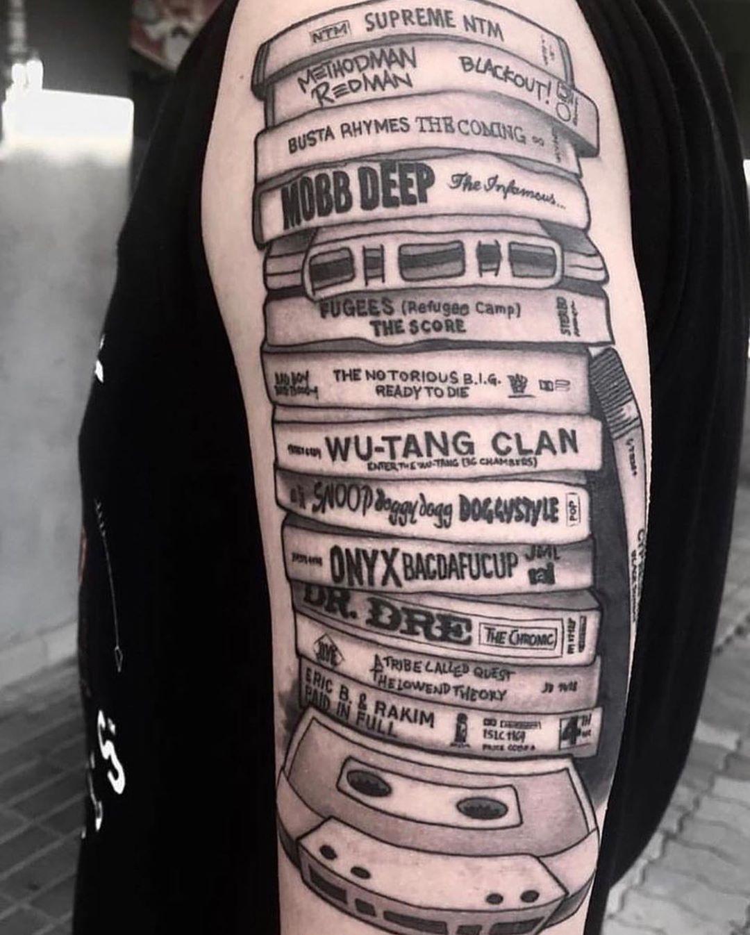 Pin by Derek Heston on Tattoo Ideas in 2020 Hip hop