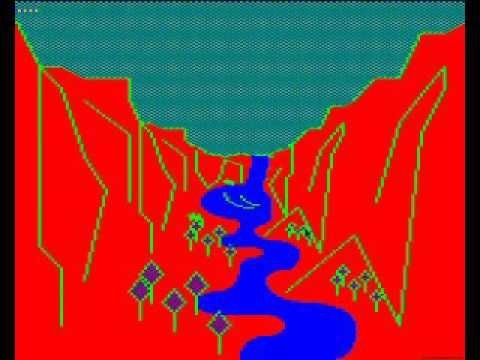 BBC/ELECTRON TWIN KINGDOM VALLEY BUGBYTE 1983 YouTube