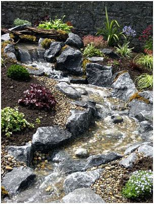 Beautiful Stream #waterfeatures