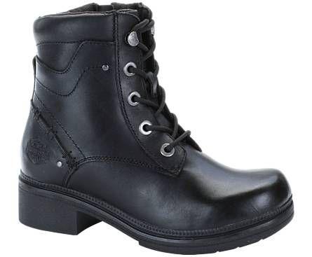 Harley-Davidson footwear women s Elowen motorcycle boots   Women s ... 3720098281