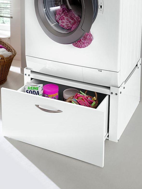 aufr umen mit system praktisch pinterest wasserschaden waschmaschinen und hauswirtschaftsraum. Black Bedroom Furniture Sets. Home Design Ideas