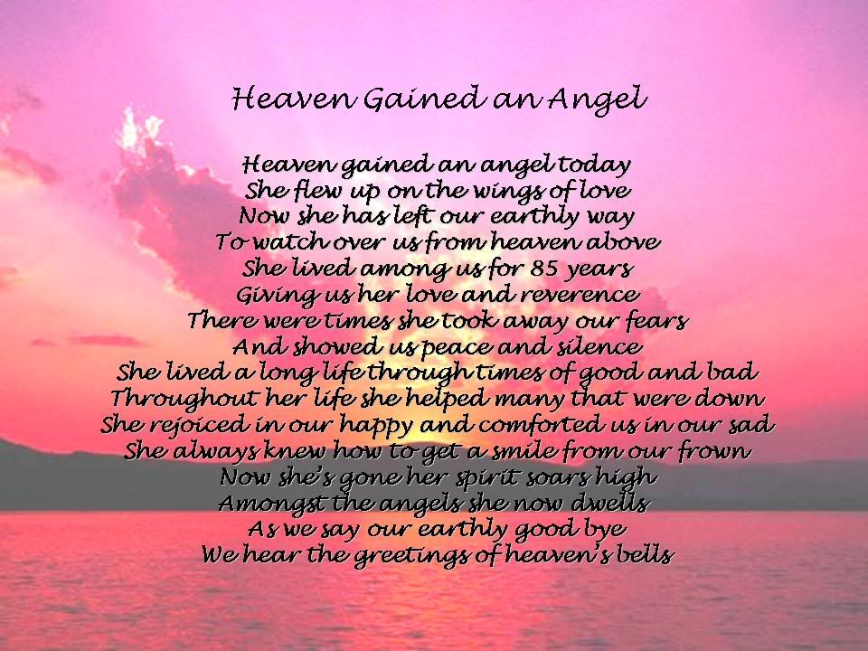Heaven Got Another Angel Quotes Wwwpicswecom
