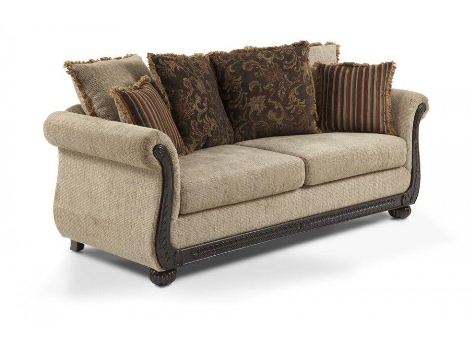Gentil Gabriella Sofa | Sofas | Living Room | Bobu0027s Discount Furniture