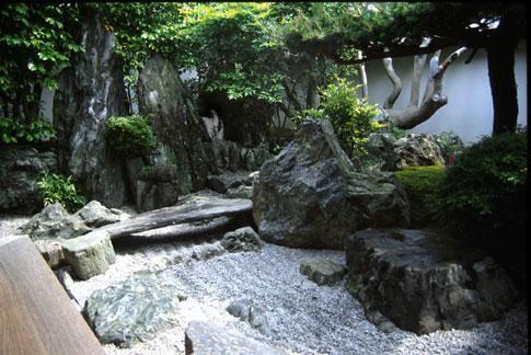 Shoin of Daisen'in Temple