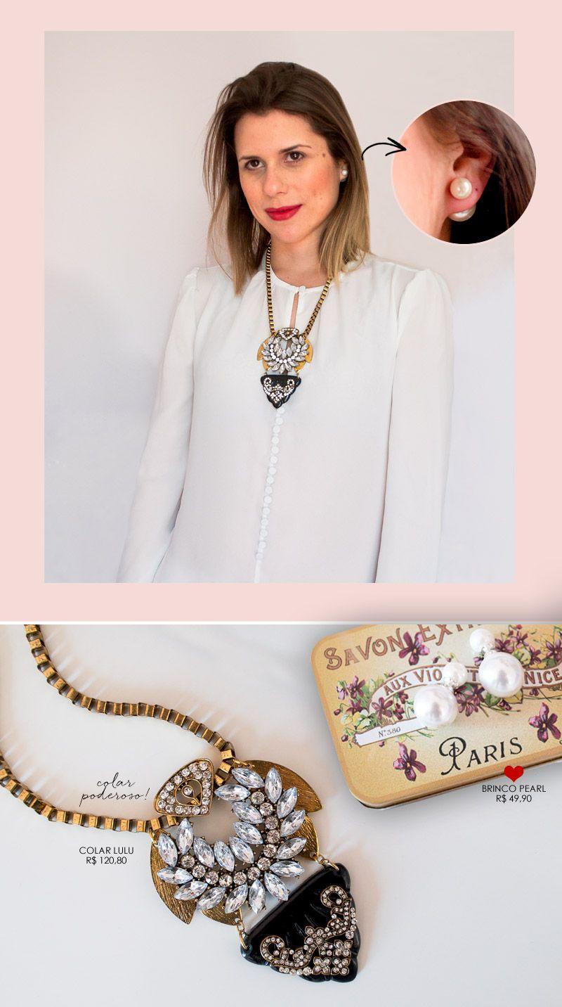 living-gazette-barbara-resende-moda-bijoux-maxi-colar-brinco-dior-inspired-bliss4you