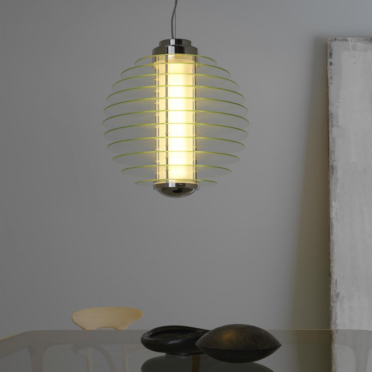 Suspension lamp 0024 1933 Gio Ponti FontanaArte