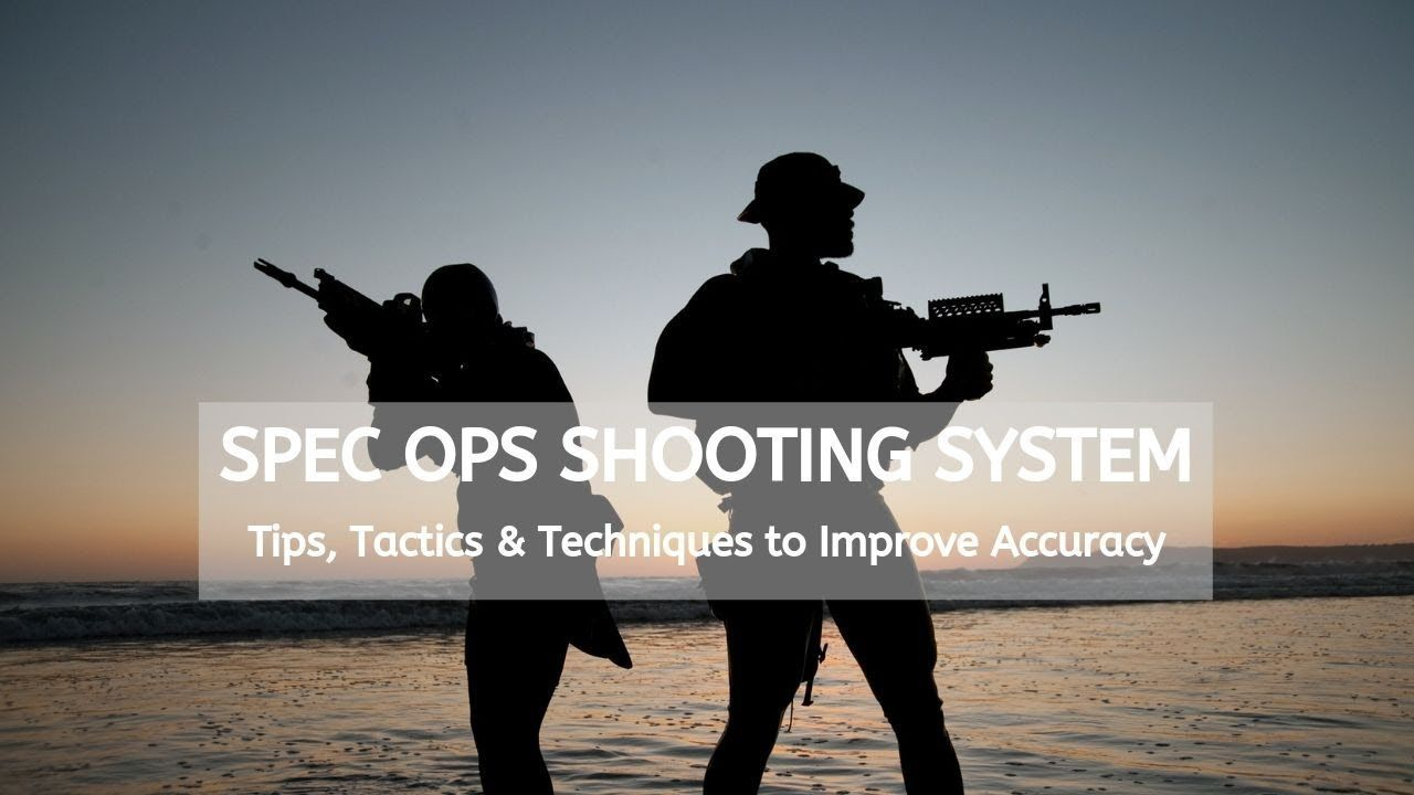 Spec Ops Shooting System Reviews 2019 Spec Ops Shooting System by ...