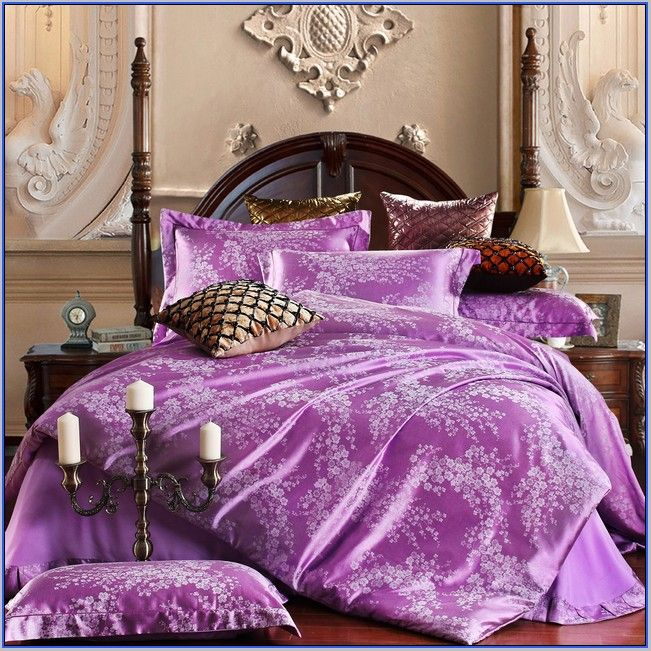 The Simple Cotton Fabric Would Be The Best Fabric For Your Best Bed Sheets.