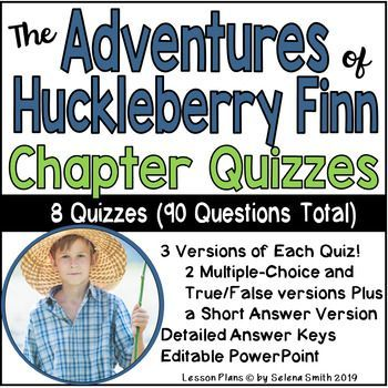 I need an dissertation writier the adventures of huckleberry finn