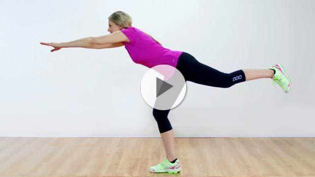 #abs  #fitness | Health.com #your #core  Work your core with out Video Move of the Day: Standing Kne...