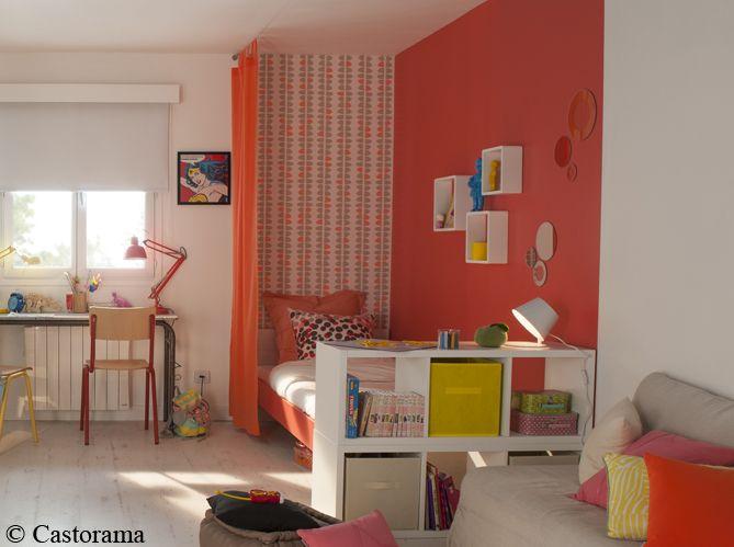 2 Enfants, 1 Chambre, 5 Idées Déco ! | Division And Room