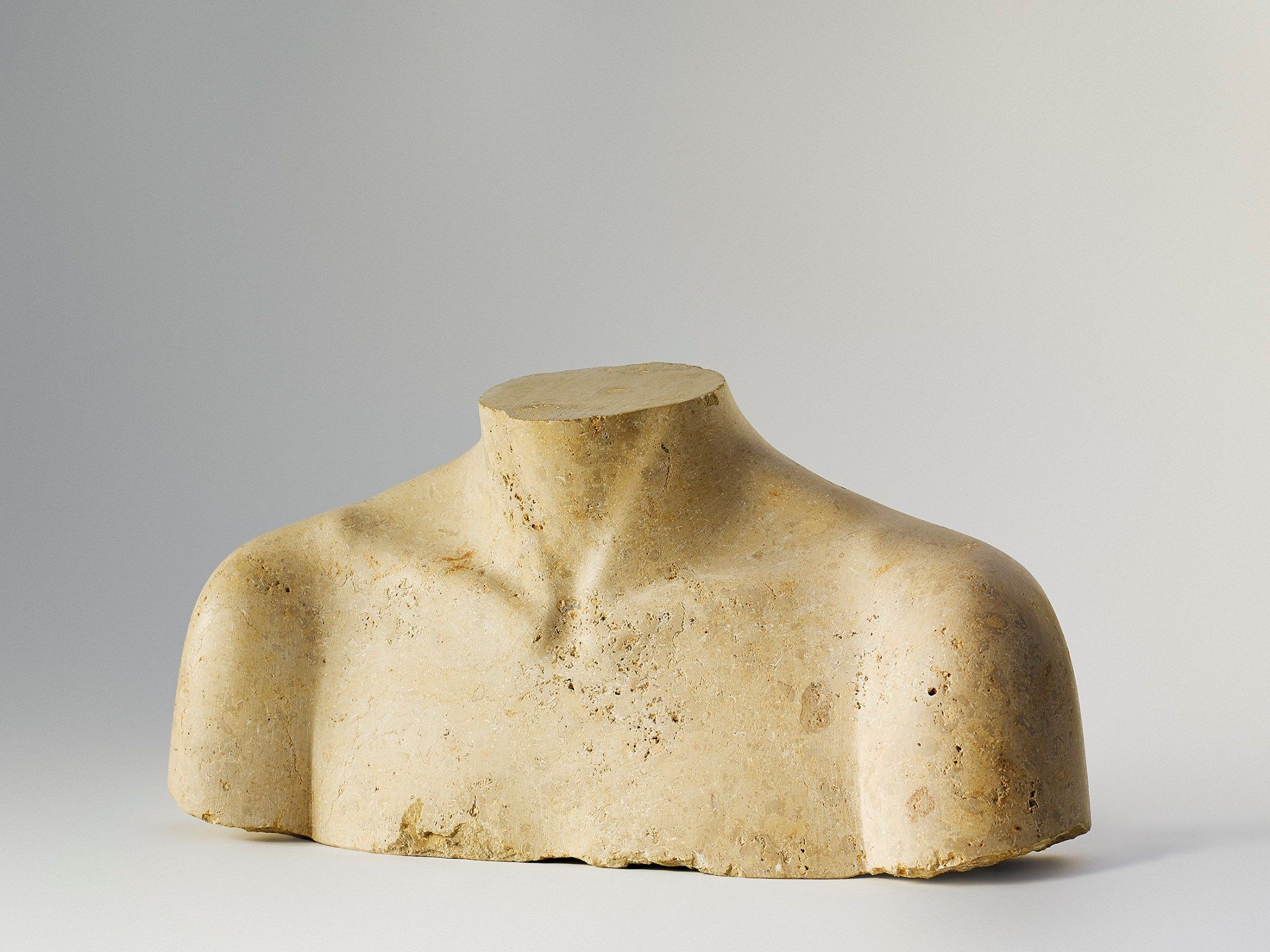 Collarbone bust