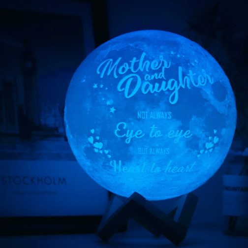 3d Moon Lamp Perfect Christmas Gifts Birthday Gifts For Her Mould Design