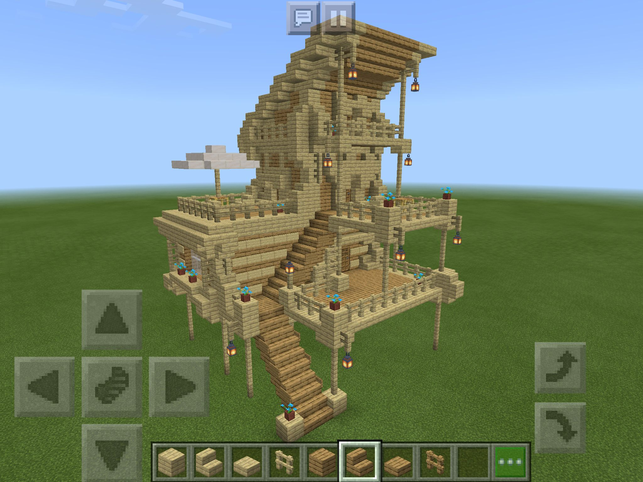 Minecraft Beach House Minecraft Map With Images Minecraft