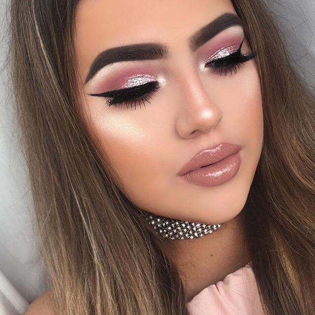 Pin By Melissaa Diercks On Makeup Looks Pinterest Make Up Pink