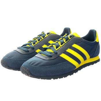 Xile Clothing - Adidas Footwear: ADIDAS - Q20284 POTOSINO DARK PETROL  (15535)