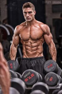 ryan terry  ultimate aesthetics physique  workout
