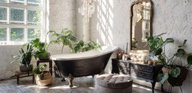 25 Erstaunliche Ideen für tropische Deko im Bad   Fresh Ideen für das Interieur, Dekoration und Landschaft Simple