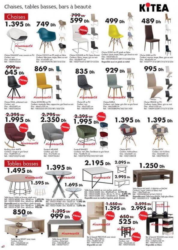 Catalogue Kitea Maroc De L Ete 2018 Chambres A Coucher Rangements Et Salons Page 29 Chambre A Coucher Catalogue Maroc