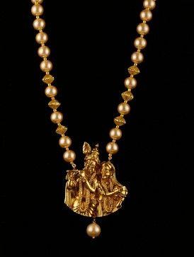 Radha krishna necklace dolls pinterest radha krishna necklace aloadofball Images
