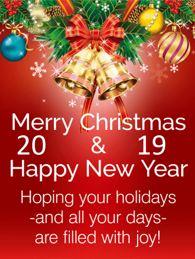 Christmas And Happy New Year Greetings 2019 Merry Christmas Message Christmas Greetings Messages Merry Christmas Greetings