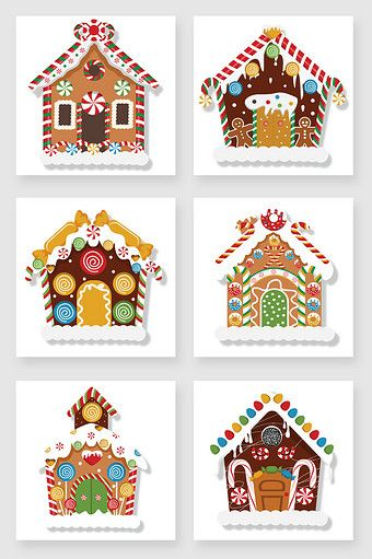 Cartoon Christmas Gingerbread House Vector Png Images Ai Free Download Pikbest Christmas Gingerbread House Christmas Crafts Christmas Gingerbread