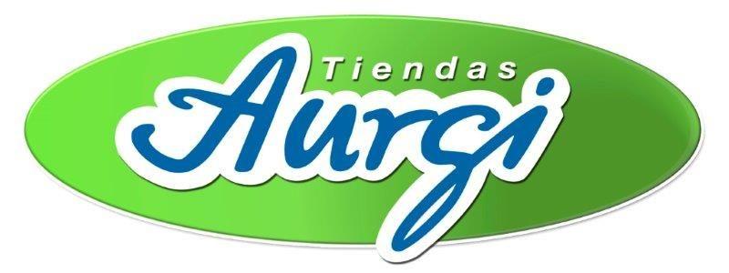 Logo Aurgi en castellano en formato óvalo. http://www.aurgi.com/