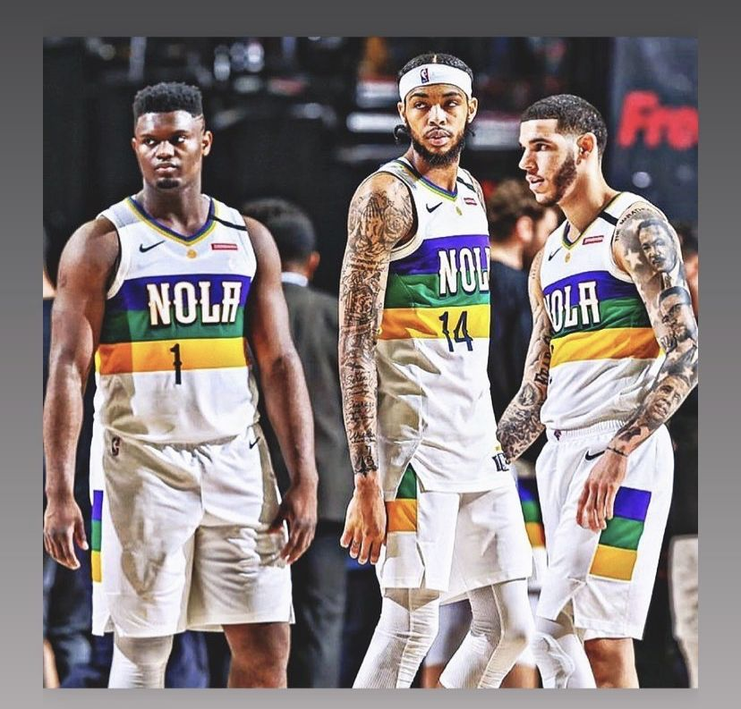 Pin by Nick on BallisLife in 2020 New orleans pelicans