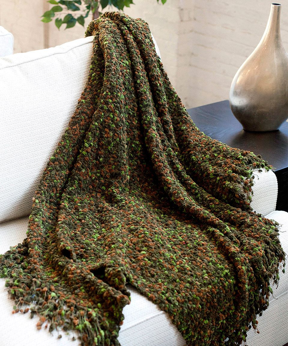 Loving this Olive Betsy Throw Blanket on #zulily! #zulilyfinds