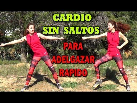 cardio para bajar de peso rapido sin saltos
