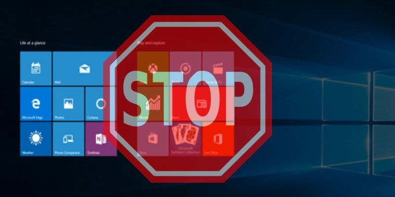 How To Stop Background Apps From Running In Windows 10 Make Tech Easier Windows 10 Windows Windows Registry