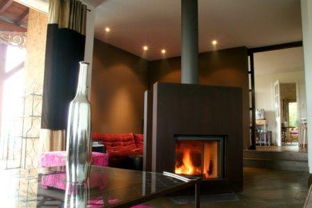 Stuv21 75 Vandebosch Andre Do 5350 Euro Ex Fireplace Wood Burning Stove Contemporary Fireplace