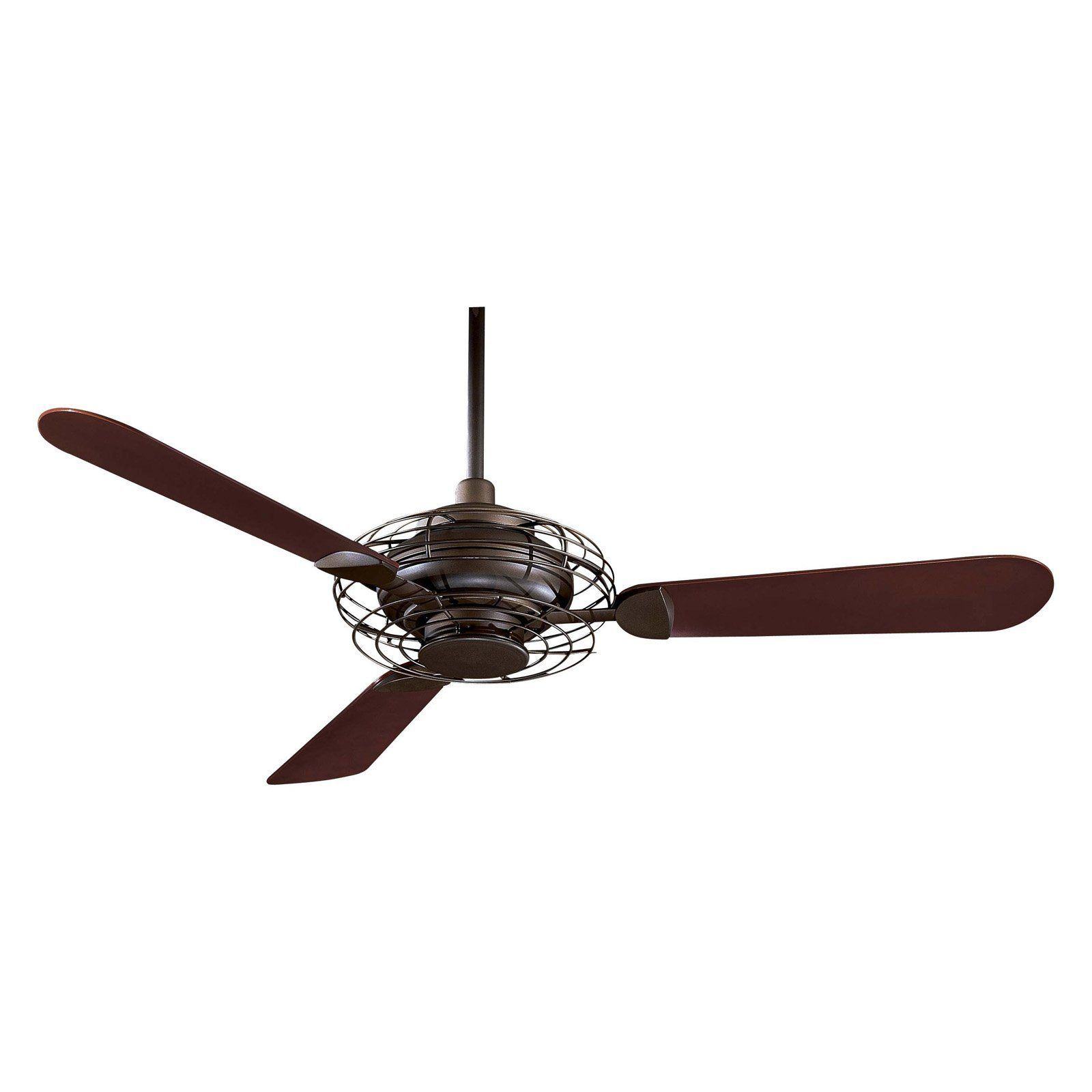 Have to have it Minka Aire F601 ORB Acero 52 in Indoor Ceiling