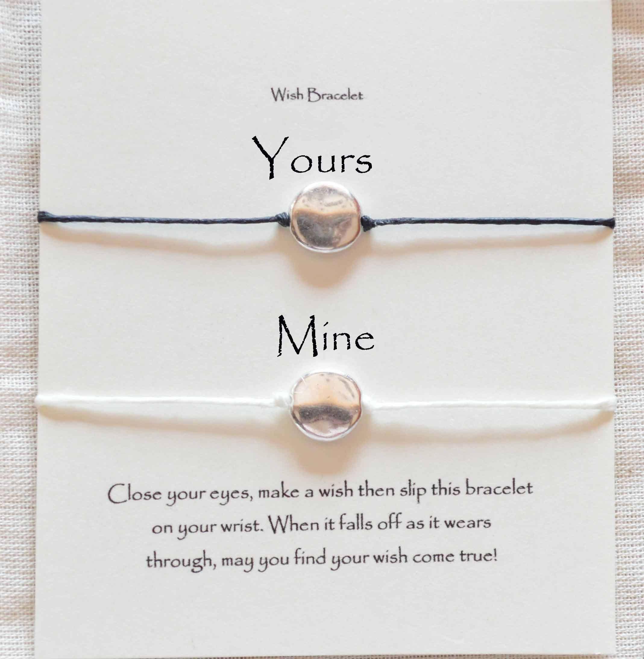 His Hers Bracelets Couples Bracelets Couples Matching Etsy Relationship Bracelets Wish Bracelets Girlfriend Gifts