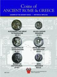 Coins Of Ancient Rome And Greece Alexander The Great Mark