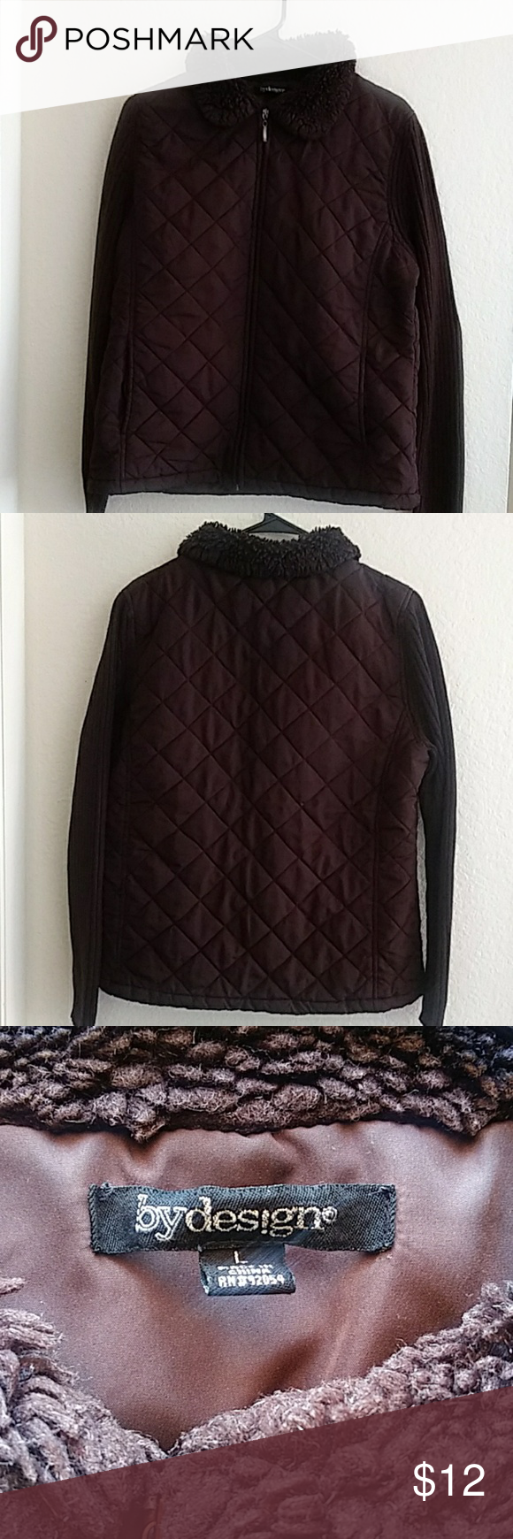 Brown Puffy Jacket Puffy Jacket Clothes Design Jacket Brands [ 1740 x 580 Pixel ]