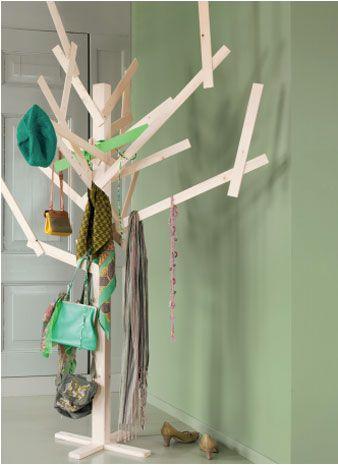 peinture entr e couleur gris galet et vert d 39 eau astral. Black Bedroom Furniture Sets. Home Design Ideas