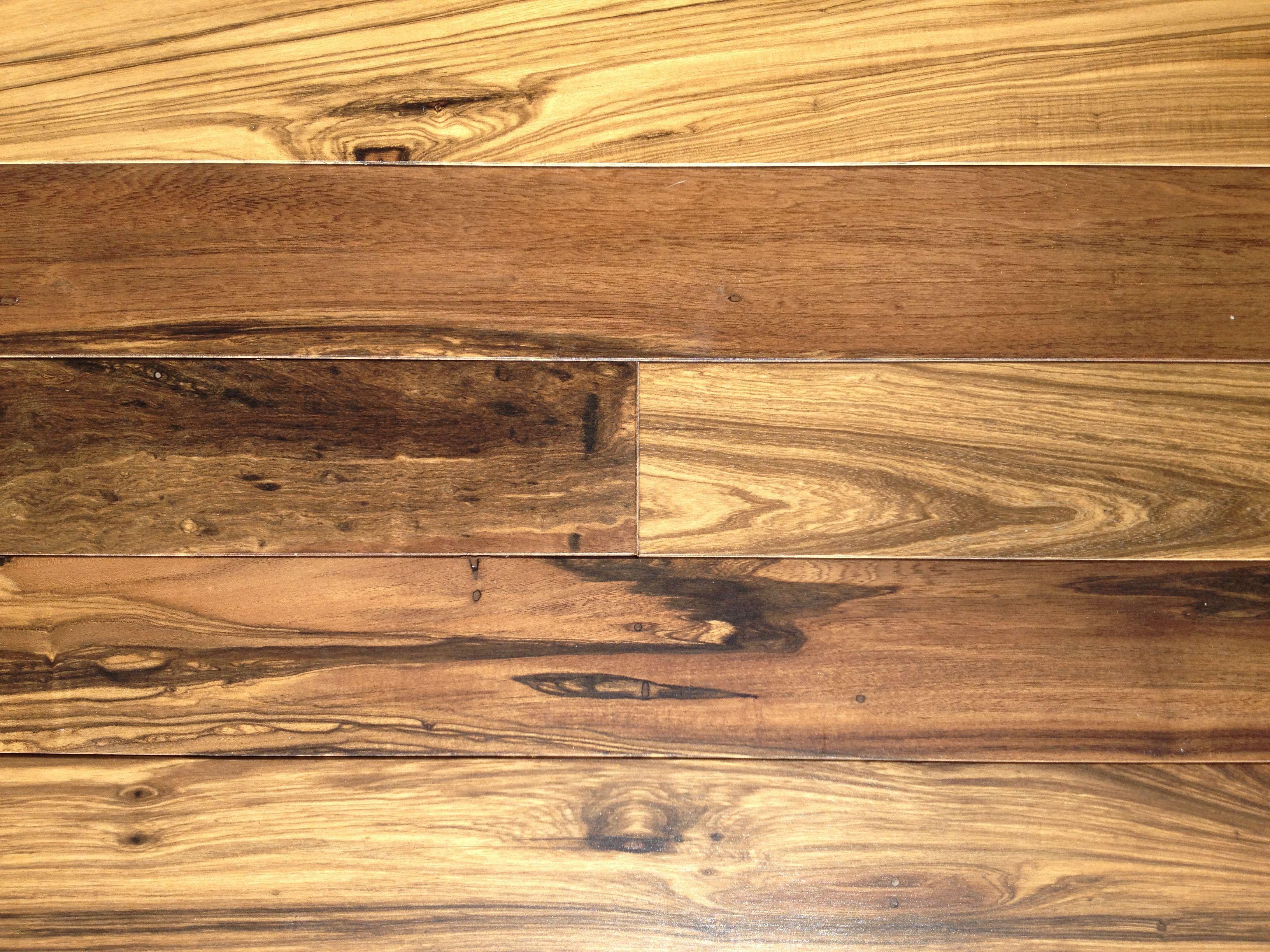Brazilian Hickory Hardwood Flooring