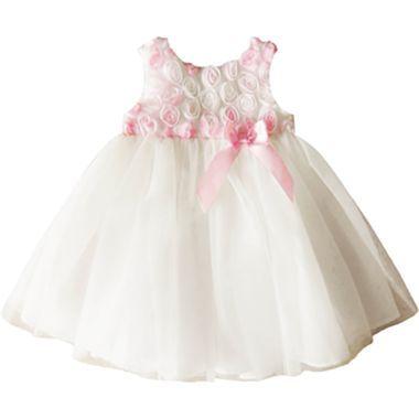 Marmellata Soutache Ballerina Dress - Girls 3m-9m - jcpenney ...
