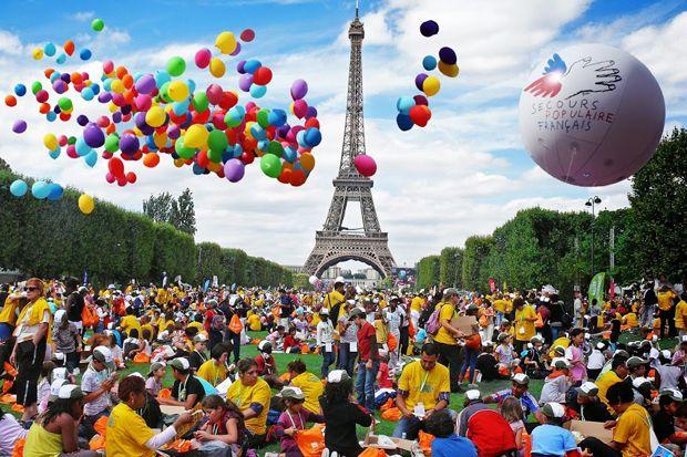vacances enfants paris