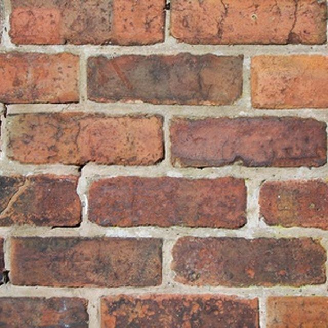 The Look Of Antique Brick Can Vary According To Age And